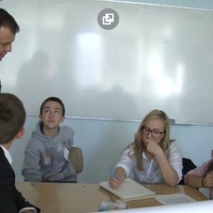"""Иновационният лагер в НПГ """"Димитър Талев"""" в Гоце Делчев се проведе по формат на """"Джуниър Ачийвмънт"""""""