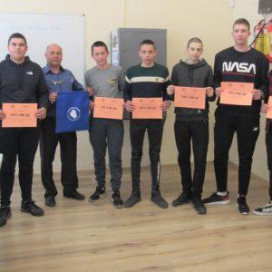 Отлични резултати на състезание по СТЕМ професии в НПГ