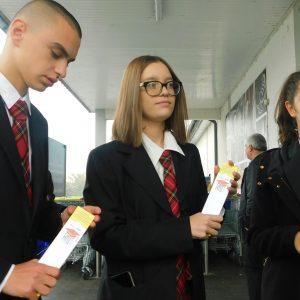 Организация за провеждане на първия учебен ден в НПГ