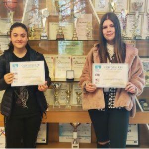 Достойно представяне на учениците от НПГ,,Димитър Талев'' в състезанието на творческо писане-,,11th Creative Writing Competition''