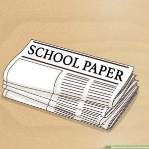 "Училищен вестник ""Светилник"" 2021"