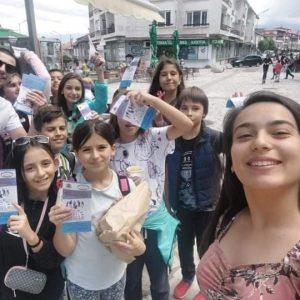 Младежи от НПГ се обединяват срещу агресията и езика на омразата