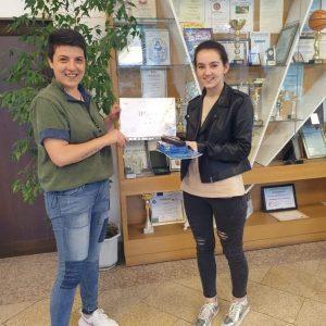 НПГ с призово място в 12-ти Национален конкурс за детска карта на света